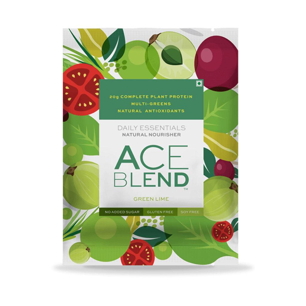 Ace Blend Vegan Protein 30 Sachets